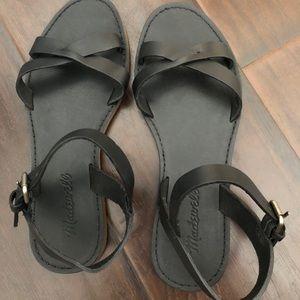Madewell women's sandals size 6.5